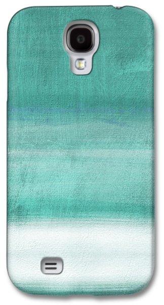 Tranquil Horizon- Art By Linda Woods Galaxy S4 Case