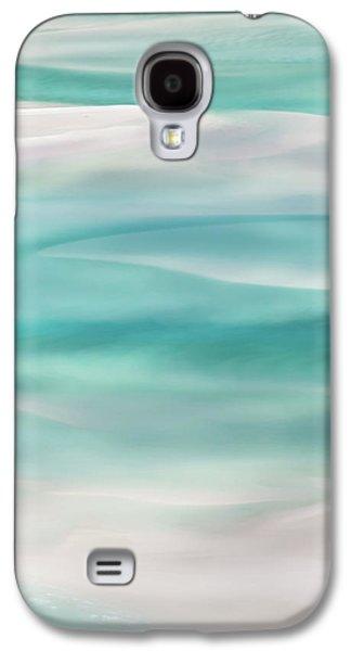 Tranquil Turmoil Galaxy S4 Case by Az Jackson