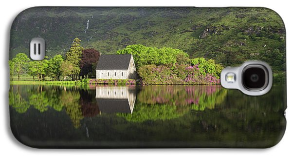 Tranquil Chapel  Galaxy S4 Case by Brenda Tharp
