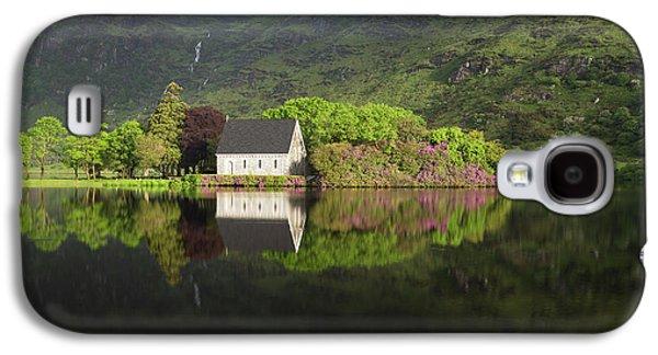 Tranquil Chapel  Galaxy S4 Case by Brenda Tharp