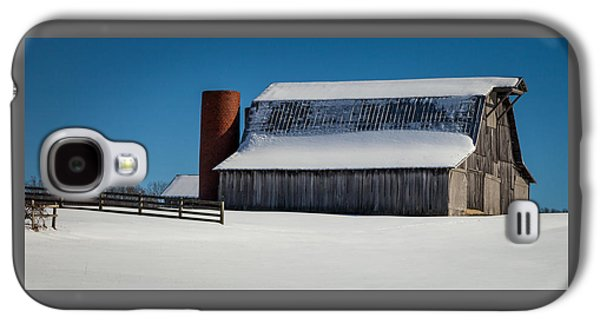 Tranquility Of Winter Galaxy S4 Case