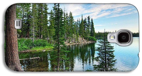Tranquility - Twin Lakes In Mammoth Lakes California Galaxy S4 Case