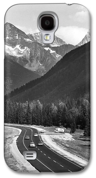Trans-canada Highway Galaxy S4 Case by Underwood Archives