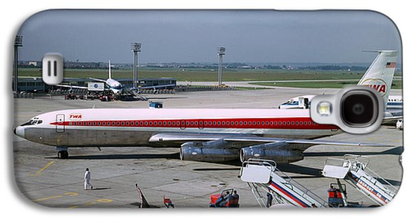 Trans World Airlines Twa Boeing 707 N780tw Galaxy S4 Case