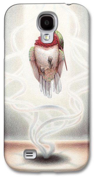 Transcendent Flight Galaxy S4 Case by Amy S Turner