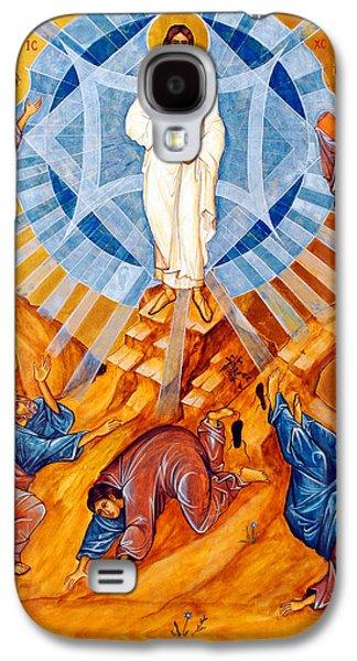 Transfiguration Of Christ Galaxy S4 Case by Munir Alawi