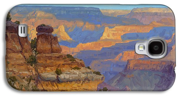 Grand Canyon Galaxy S4 Case - Transient Light by Cody DeLong