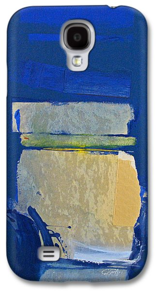 Transition 5 Slabs Galaxy S4 Case by Cliff Spohn