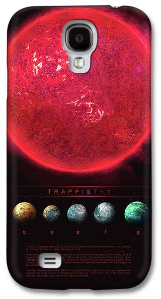 Trappist-1 Galaxy S4 Case