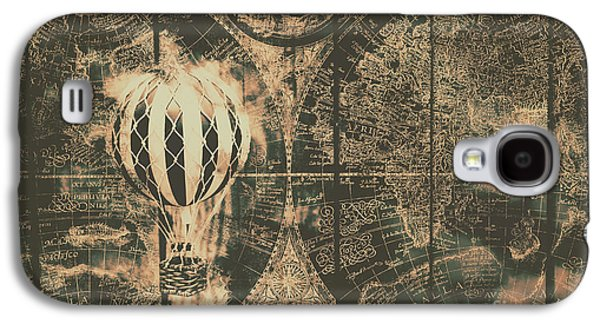 Travelling The Old World Galaxy S4 Case by Jorgo Photography - Wall Art Gallery