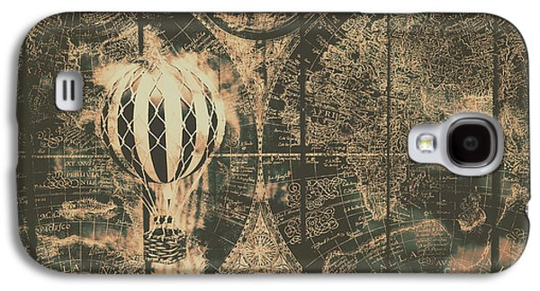 International Travel Galaxy S4 Case - Travelling The Old World by Jorgo Photography - Wall Art Gallery