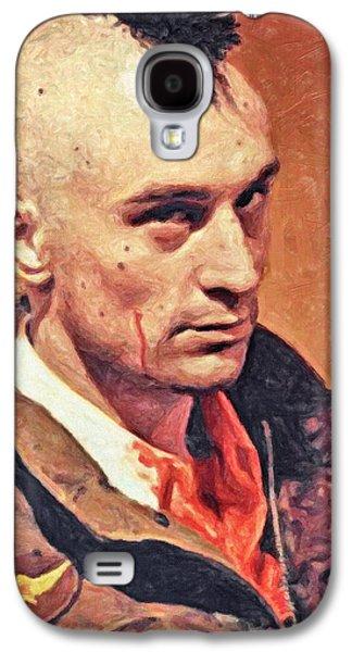 Travis Bickle Galaxy S4 Case by Taylan Apukovska