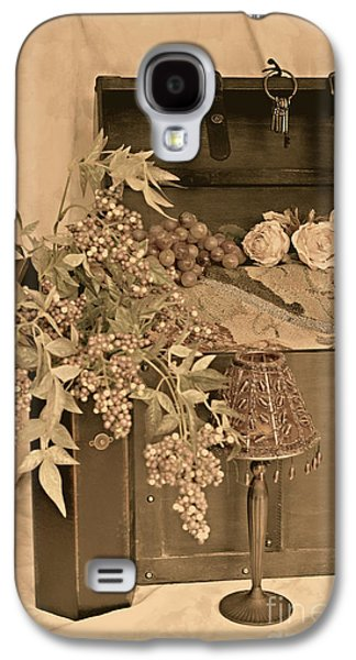 Treasure Chest Full Of Memories No.1 Galaxy S4 Case by Sherry Hallemeier