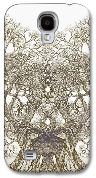 Tree 20 Hybrid 1 Galaxy S4 Case by Brian Kirchner