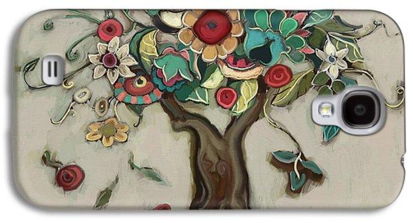 Tree And Plenty Galaxy S4 Case