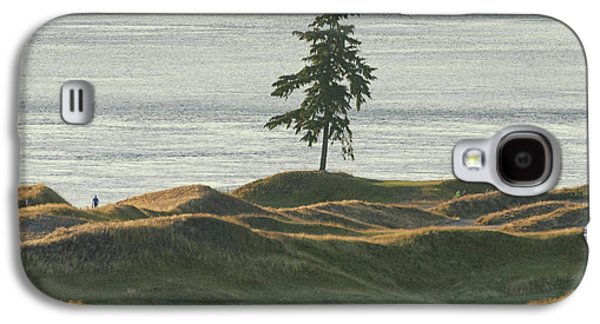 Tree At Chambers Bay Galaxy S4 Case