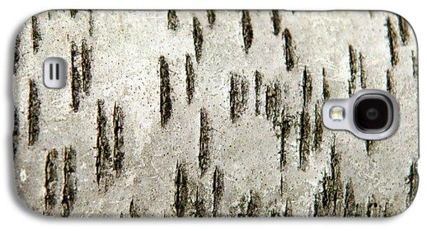 Tree Bark Abstract Galaxy S4 Case by Christina Rollo