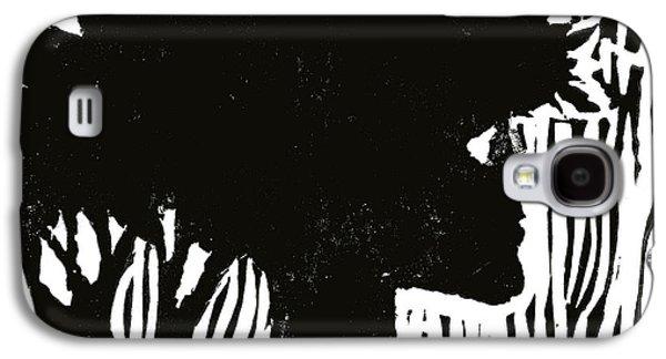Tree Goddess Portrait Galaxy S4 Case by Genevieve Esson