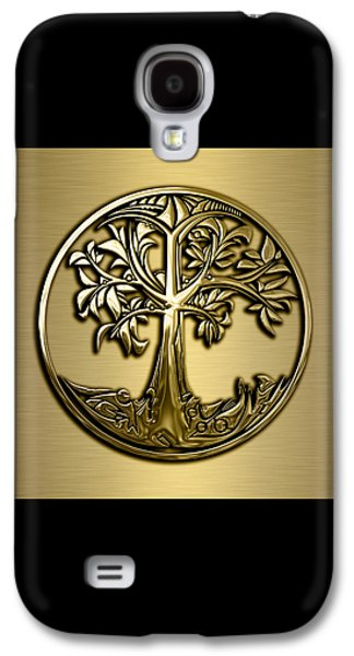 Tree Of Life Collection Galaxy S4 Case