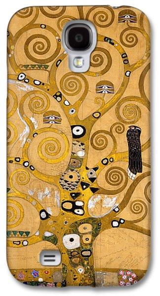 Tree Of Life Galaxy S4 Case by Gustav Klimt