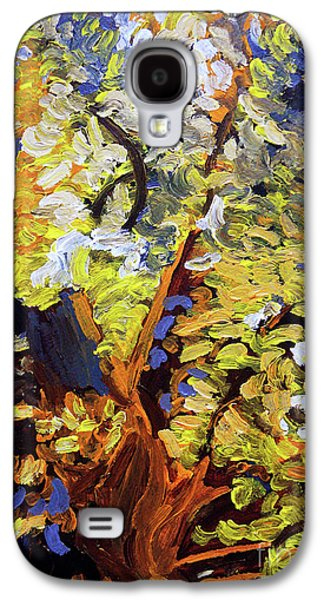 Tree Of Life Galaxy S4 Case by Jasna Dragun