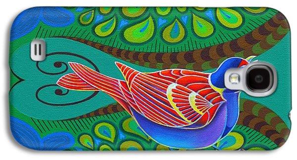 Tree Sparrow Galaxy S4 Case by Jane Tattersfield