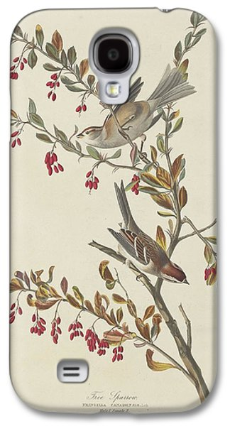 Tree Sparrow Galaxy S4 Case by Rob Dreyer