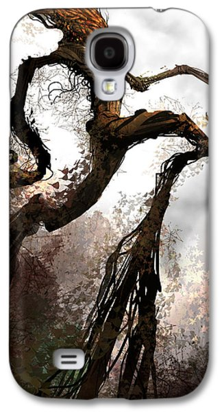 Treeman Galaxy S4 Case by Alex Ruiz