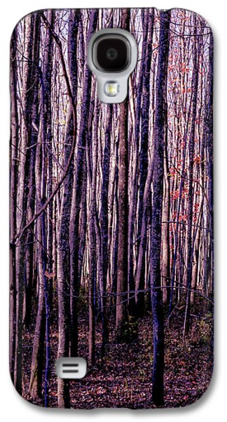 Treez Magenta Galaxy S4 Case