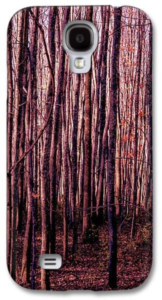 Treez Red Galaxy S4 Case