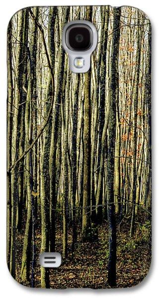 Treez Yellow Galaxy S4 Case