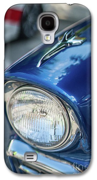 Tri-5 Chevrolet Classic Fender Galaxy S4 Case by Mike Reid