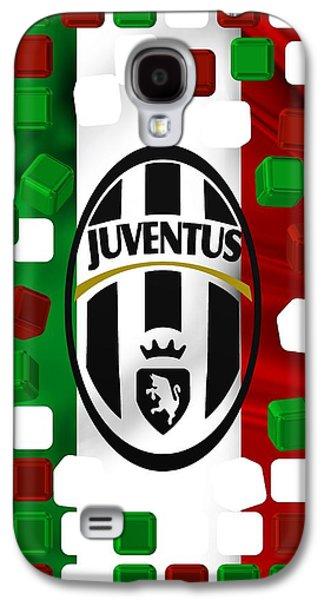 Tricolore Juventus Galaxy S4 Case by Alberto RuiZ