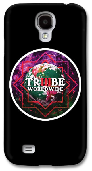 Triiibe Worldwide By Lorcan Galaxy S4 Case