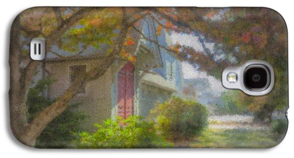 Trinity Episcopal Church, Bridgewater, Massachusetts Galaxy S4 Case by Bill McEntee