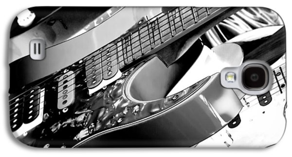Trio Of Guitars Galaxy S4 Case