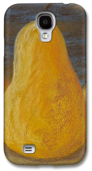 Trio Of Yellow Pears Galaxy S4 Case