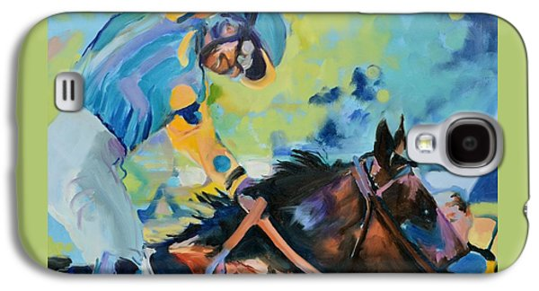 Triple Crown Champion American Pharoah Galaxy S4 Case
