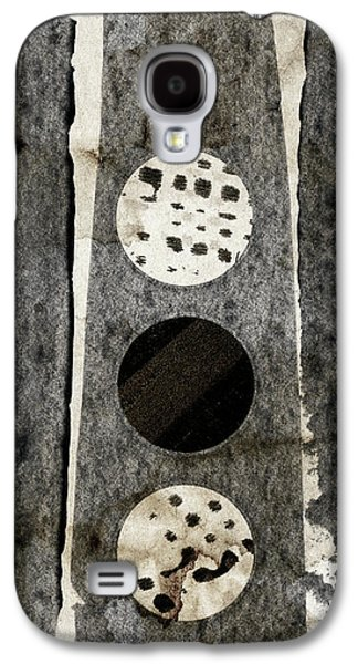 Triple Lunacy Abstract 2 Galaxy S4 Case