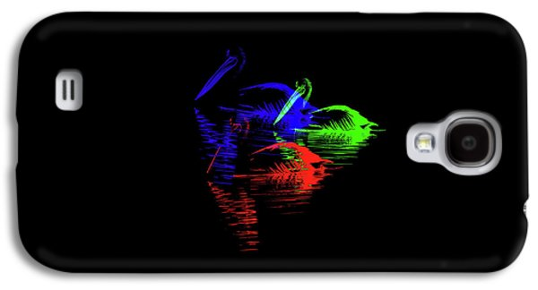 Tripolar Galaxy S4 Case by Az Jackson