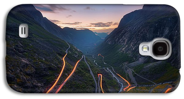 Trolls' Path Galaxy S4 Case by Tor-Ivar Naess