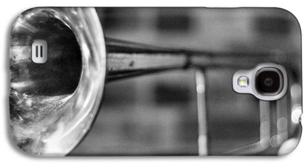 Trombone Galaxy S4 Case - Trombone by David  Hubbs