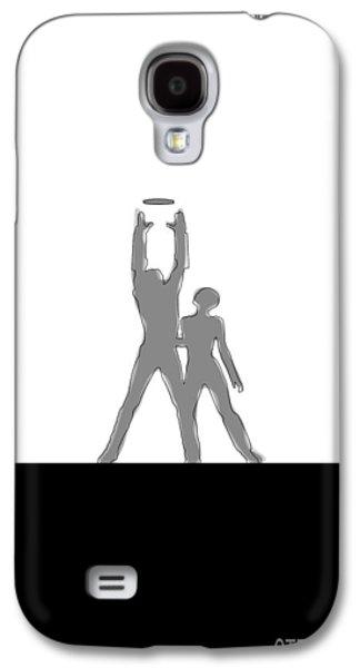 Tron Galaxy S4 Case