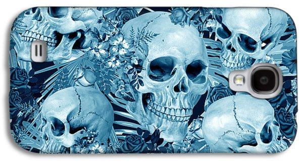 Tropic Halloween Galaxy S4 Case by Mark Ashkenazi