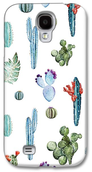Tropical Forever 2 Galaxy S4 Case by Mark Ashkenazi
