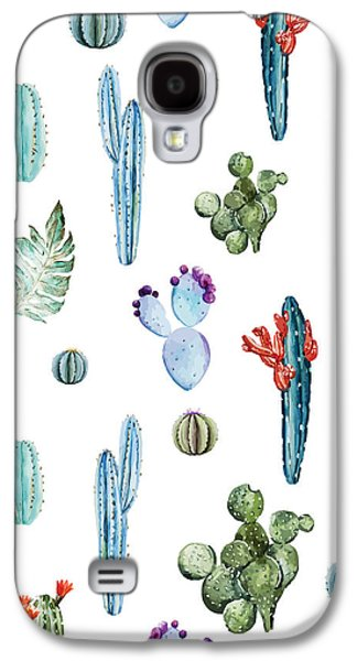 Tropical Forever 2 Galaxy S4 Case