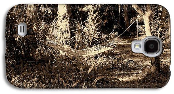 Tropical Hammock Galaxy S4 Case