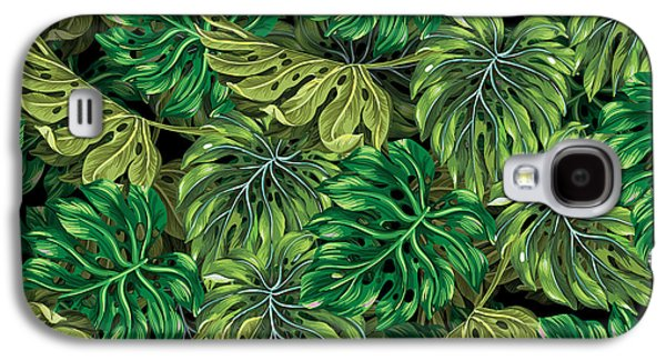 Tropical Haven 2 Galaxy S4 Case by Mark Ashkenazi