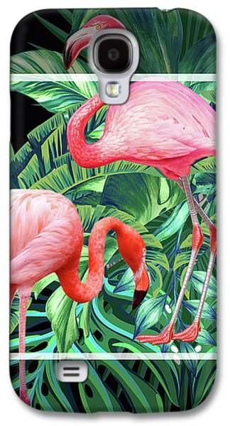 Tropical Mood  Galaxy S4 Case