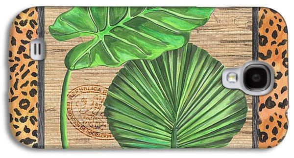 Tropical Palms 1 Galaxy S4 Case by Debbie DeWitt